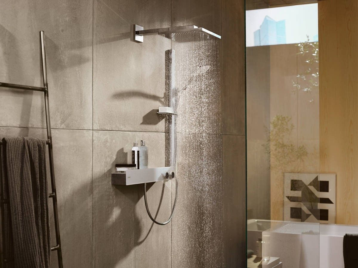 ShowerTablet Shower thermostat 350 for exposed installation