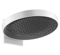 Rainfinity Overhead shower 360 1jet with wall connector