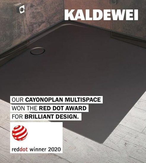 Kaldewei Ντουζιέρα Cayonoplan