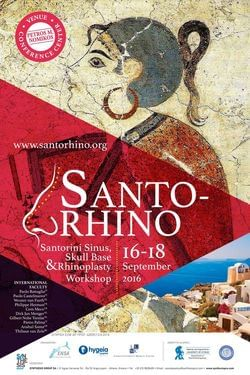 SANTO-RHINO WORKSHOP, Santorini Sinus, Skull Base & Rhinoplasty Workshop