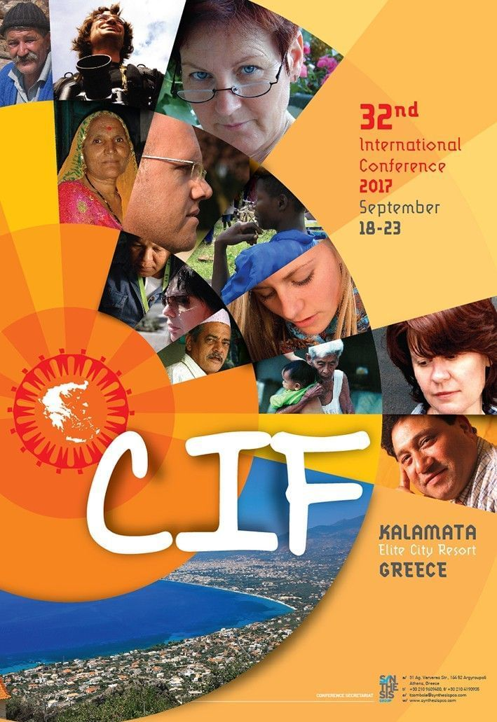 32nd C.I.F. INTERNATIONAL CONFERENCE 2017