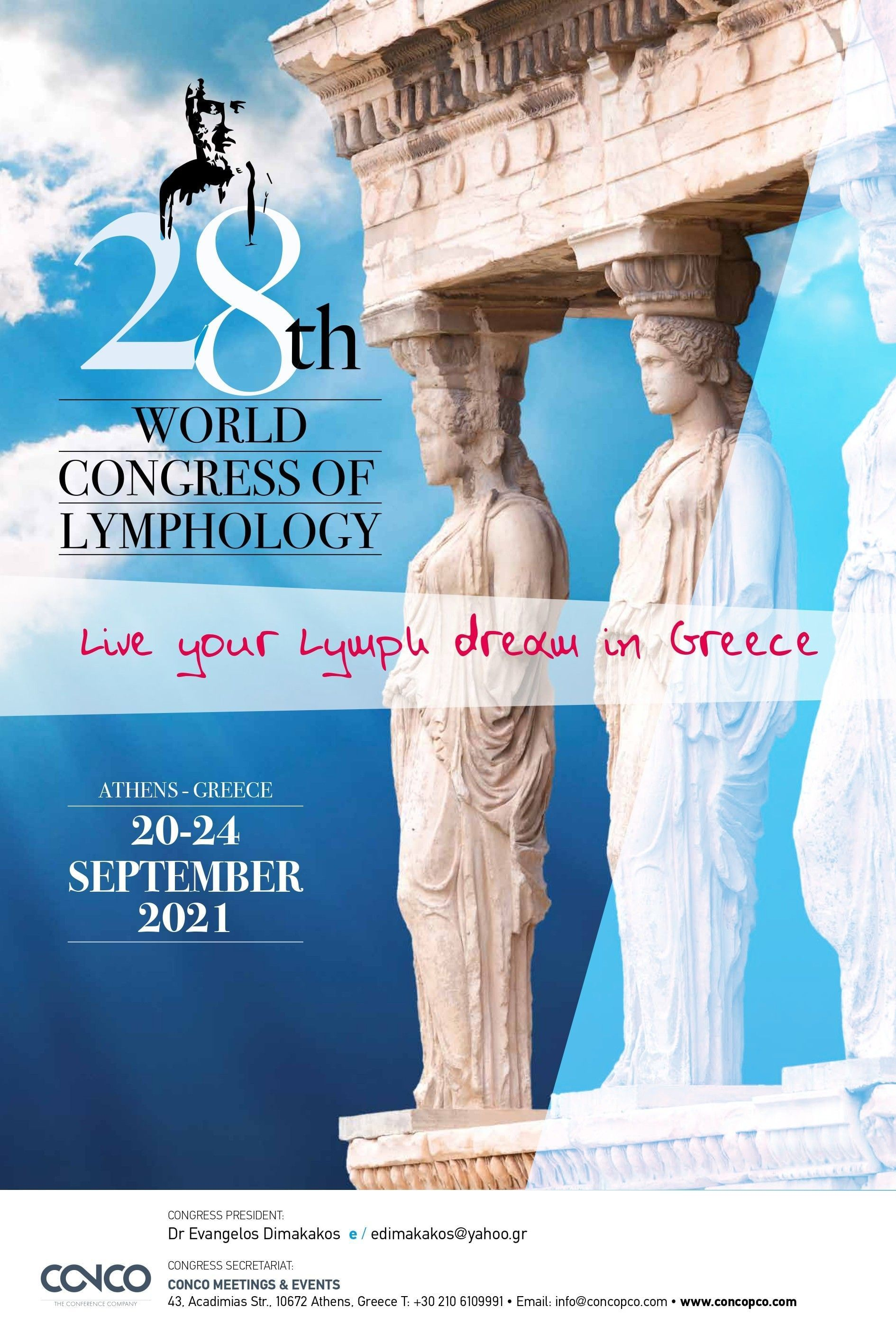 28th WORLD CONGRESS OF LYMPHOLOGY