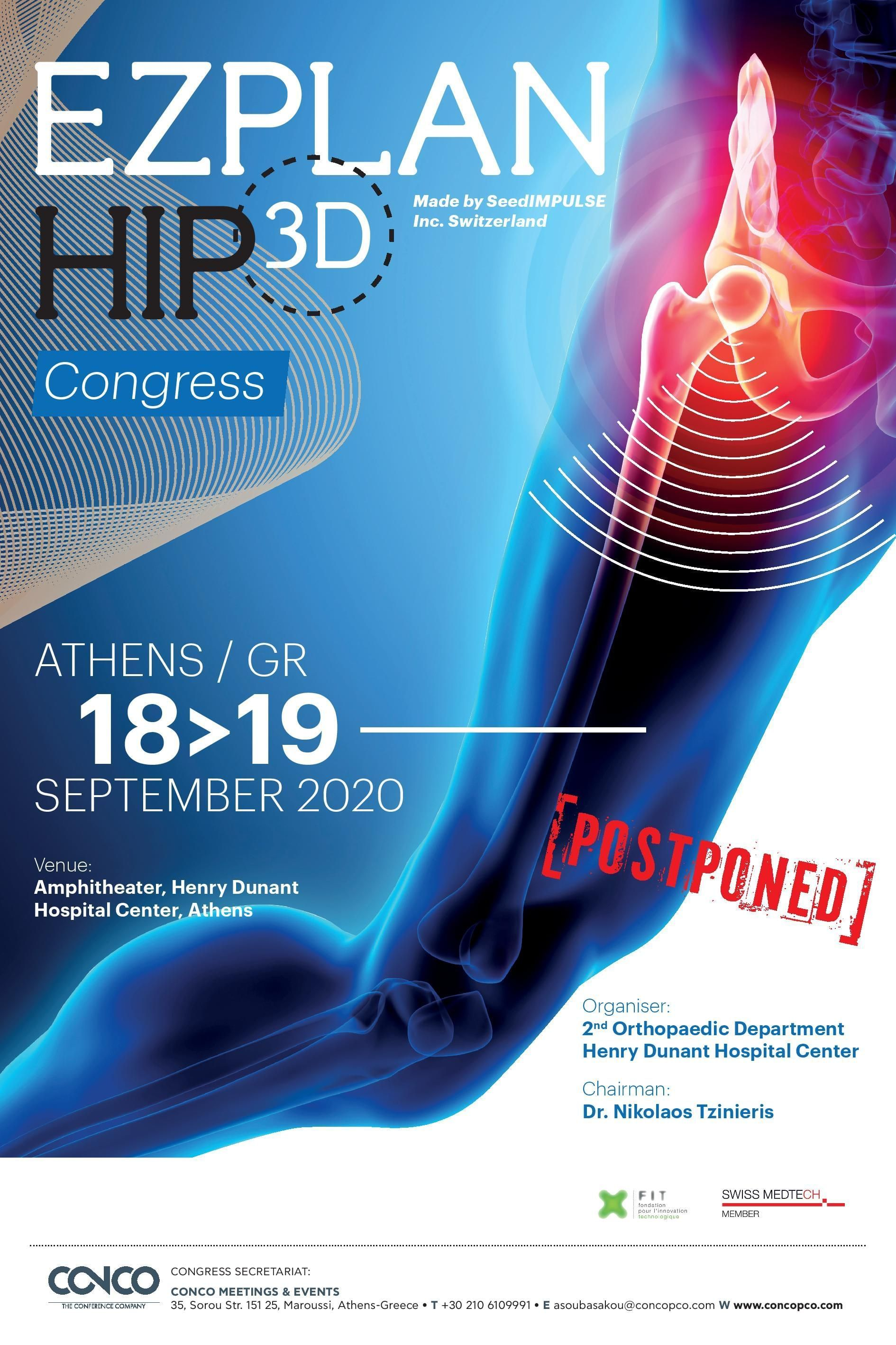 EZPLAN HIP 3D CONGRESS