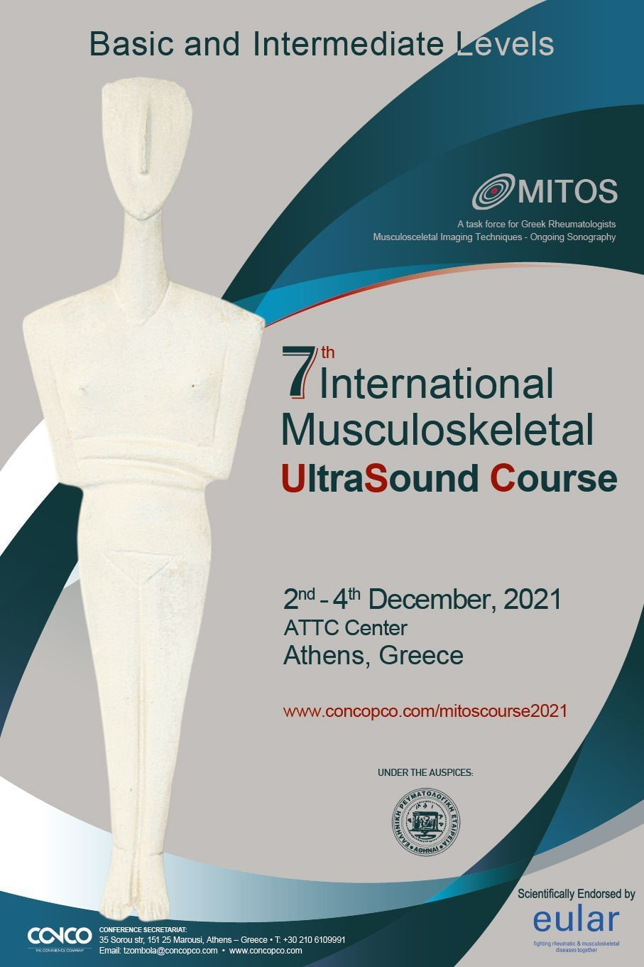7th INTERNATIONAL MUSCULOSKELETAL ULTRASOUND COURSE